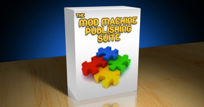 mod machine publishing suite 4